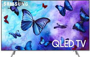 Samsung QN55Q6FN 55-inch 4K HDR QLED Smart TV (Refurbished)
