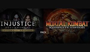 Injustice vs Mortal Kombat Pack (PC Download)
