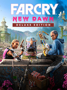 Far Cry New Dawn Deluxe Edition (PC Download)