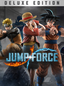 Jump Force - Deluxe Edition (PC Download)