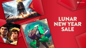 Fanatical Lunar New Year Sale