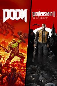 DOOM + Wolfenstein II Bundle (Xbox One Download)