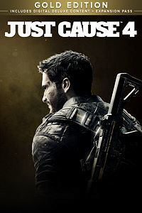 Just Cause 4 Gold Edition (Xbox One Download)