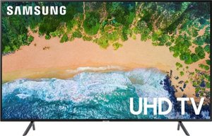 Samsung UN65NU7100 65-inch 4K HDR Smart TV