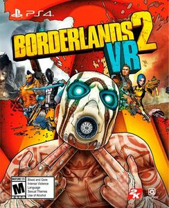 Borderlands 2 VR (PS4 Download Card)