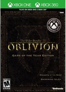Elder Scrolls IV: Oblivion Game of the Year Edition (Xbox One/Xbox 360)