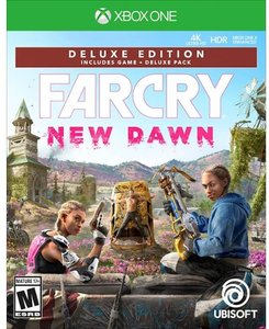 Far Cry New Dawn Deluxe Edition (Xbox One Download) - Gold Required
