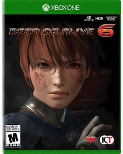 Dead or Alive 6 (Xbox One Download) - Gold Required