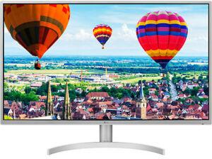 LG 32QK500-W 32-inch 1440p Freesync IPS LED Monitor