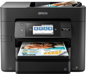 Epson WorkForce Pro WF-4740 Wireless All-In-One Printer