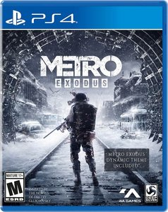 Metro Exodus (PS4) - Pre-owned