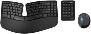 Microsoft Sculpt Ergonomic Desktop Wireless Keyboard and Mouse