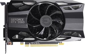 EVGA GeForce RTX 2060 SC GAMING 6GB GDDR6 Graphics Card