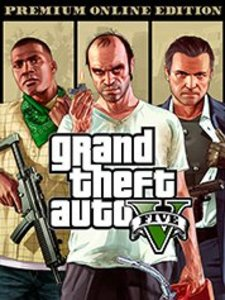 Grand Theft Auto V: Premium Online Edition (PC Download)
