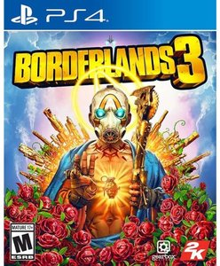 Borderlands 3 (PS4) + $10 Gift Card