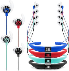 JBL Reflect Fit Bluetooth Wireless Heartrate Headphones