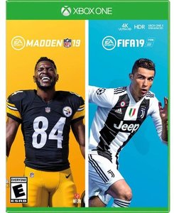 Madden NFL 19/FIFA 19 Bundle (Xbox One)