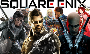 Fanatical Square Enix Sale