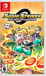 Sushi Striker: The Way of the Sushido (Nintendo Switch)