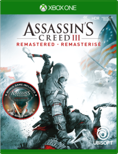 Assassin's Creed III Remastered (Xbox One Download) - Gold Required
