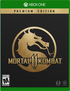 Mortal Kombat 11 Premium Edition (Xbox One Download)