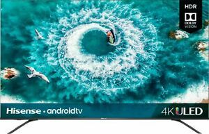 Hisense 50H8F 50-inch 4K HDR Android Smart TV