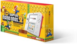 Nintendo 2DS Console New Super Mario Bros. 2 Bundle