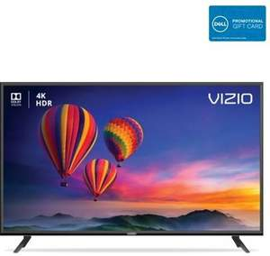 Vizio E65-F0 65-inch 4K HDR Smart LED TV + $150 Dell eGift Card