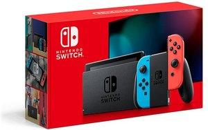 Nintendo Switch Version 2 (Neon or Gray Joy-Con)
