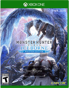 Monster Hunter World: Iceborne Master Edition (Xbox One Download)