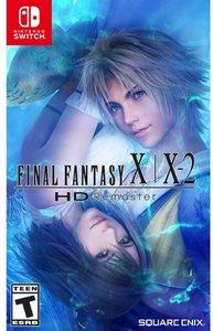 Final Fantasy X|X2 HD Remaster (Nintendo Switch)