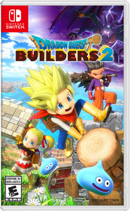 Dragon Quest Builders 2 (Nintendo Switch) - Pre-owned