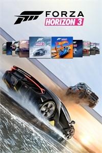 Forza Horizon 3 Platinum + Expansions Bundle (Xbox One/PC Download)