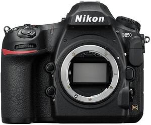 Nikon D850 DSLR Camera Body (Refurbished)