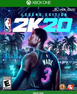 NBA 2K20 Legend Edition (Xbox One Download) - Gold Required