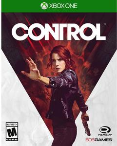 Control (Xbox One) - Pre-owned