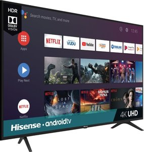 Hisense 65H6570F 65-inch 4K HDR Smart LED Android TV