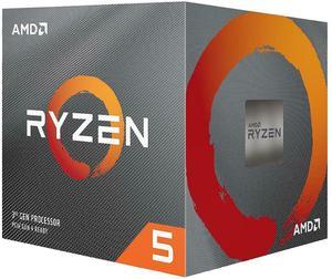 AMD Ryzen 5 3600 Six-Core 4.2Ghz Socket AM4 Desktop Processor