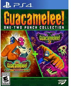 Guacamelee! One-Two Punch Collection (PS4)