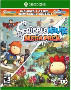 Scribblenauts Mega Pack (Xbox One)
