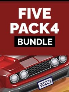 Five Pack 4 + Free Five Pack 6 Bundle (PC Download)