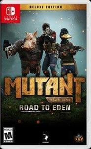 Mutant Year Zero: Road to Eden Deluxe Edition (Nintendo Switch)