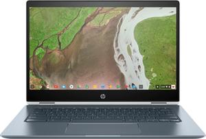 HP Chromebook x360, Core i3-8130U, 8GB RAM, 64GB eMMC (Refurbished)
