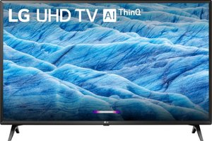 LG 49UM7300PUA 49-inch 4K HDR Smart LED HDTV
