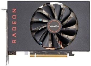 VisionTek Radeon RX 5500 XT 4GB GDDR6 Graphics Card