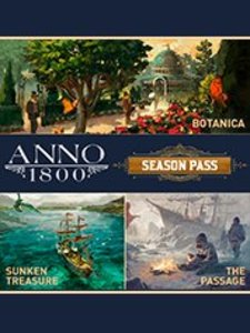 Anno 1800 Season 1 Pass (PC Download)