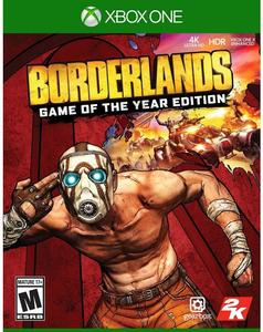 Borderlands: Game of the Year Edition (Xbox One Download)