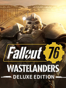Fallout 76: Wastelanders Deluxe Edition (PC Download)