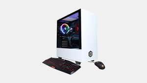 CyberPowerPC Gamer Supreme Liquid Cool Desktop, Core i7-10700, GeForce RTX 2070, 16GB RAM, 1TB SSD