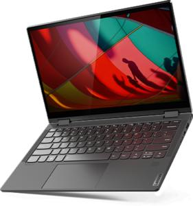 "Lenovo Yoga C640 13"" Core i7-10510U, 8GB RAM, 512GB SSD"